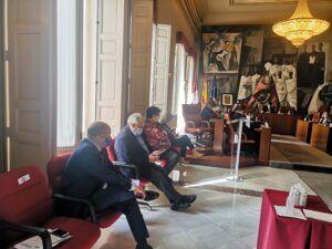 El Grupo Popular en Diputación pone en evidencia la gestión del equipo de gobierno