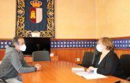 El Gobierno de Castilla-La Mancha estudiará su colaboración con el Ayuntamiento para mejorar las instalaciones deportivas de Poblete