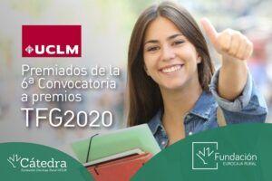 La Cátedra Fundación Eurocaja Rural-UCLM premia los diez mejores TFG presentados en 2020