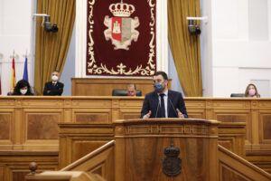"""Sánchez Requena subraya que el avance de la vacunación es lo que permite relajar las medidas restrictivas y no la """"demagogia"""" y el """"negacionismo"""" del PP"""