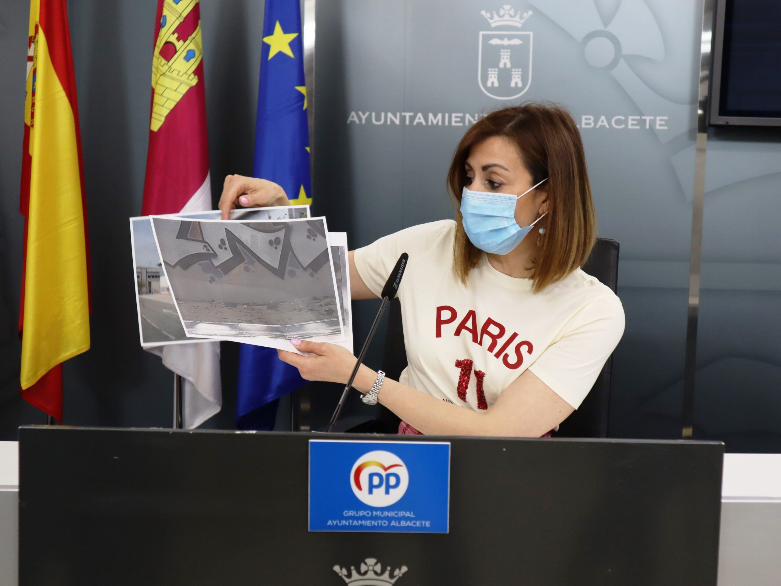 El Grupo Popular apuesta por promocionar suelo industrial en Albacete a través del desarrollo, ampliación y mejora de sus parques empresariales