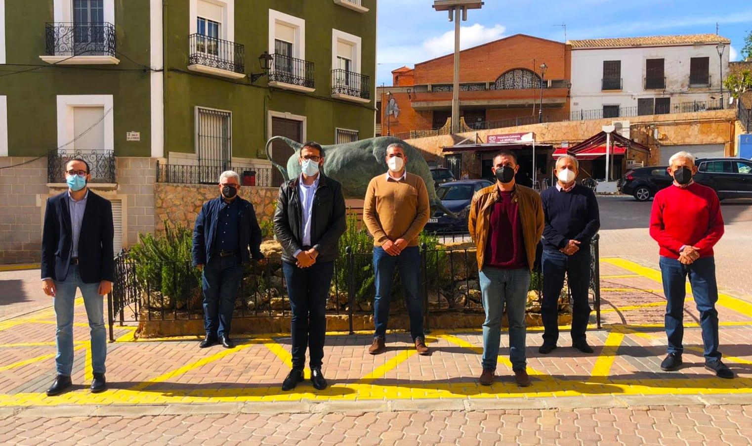 Cabañero reivindica el diálogo y el consenso frente a la crispación