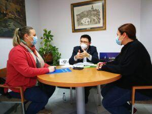 El Ayuntamiento avanza con Movimiento por la Paz en nuevas iniciativas y proyectos de intervención educativa y comunitaria