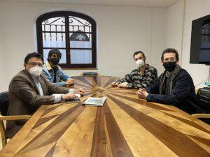 Toledo inicia los preparativos de 'La Noche del Patrimonio' que se celebrará el 18 de septiembre en las 15 ciudades del Grupo
