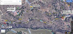 El Ayuntamiento establece un dispositivo de tráfico y seguridad para la festividad del Valle y la manifestación del 1 de mayo