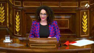 """Vilches apunta desde el Congreso que el PSOE y el Gobierno trabajan en una reforma de la financiación autonómica que garantice la igualdad de oportunidades """"vivas donde vivas"""""""
