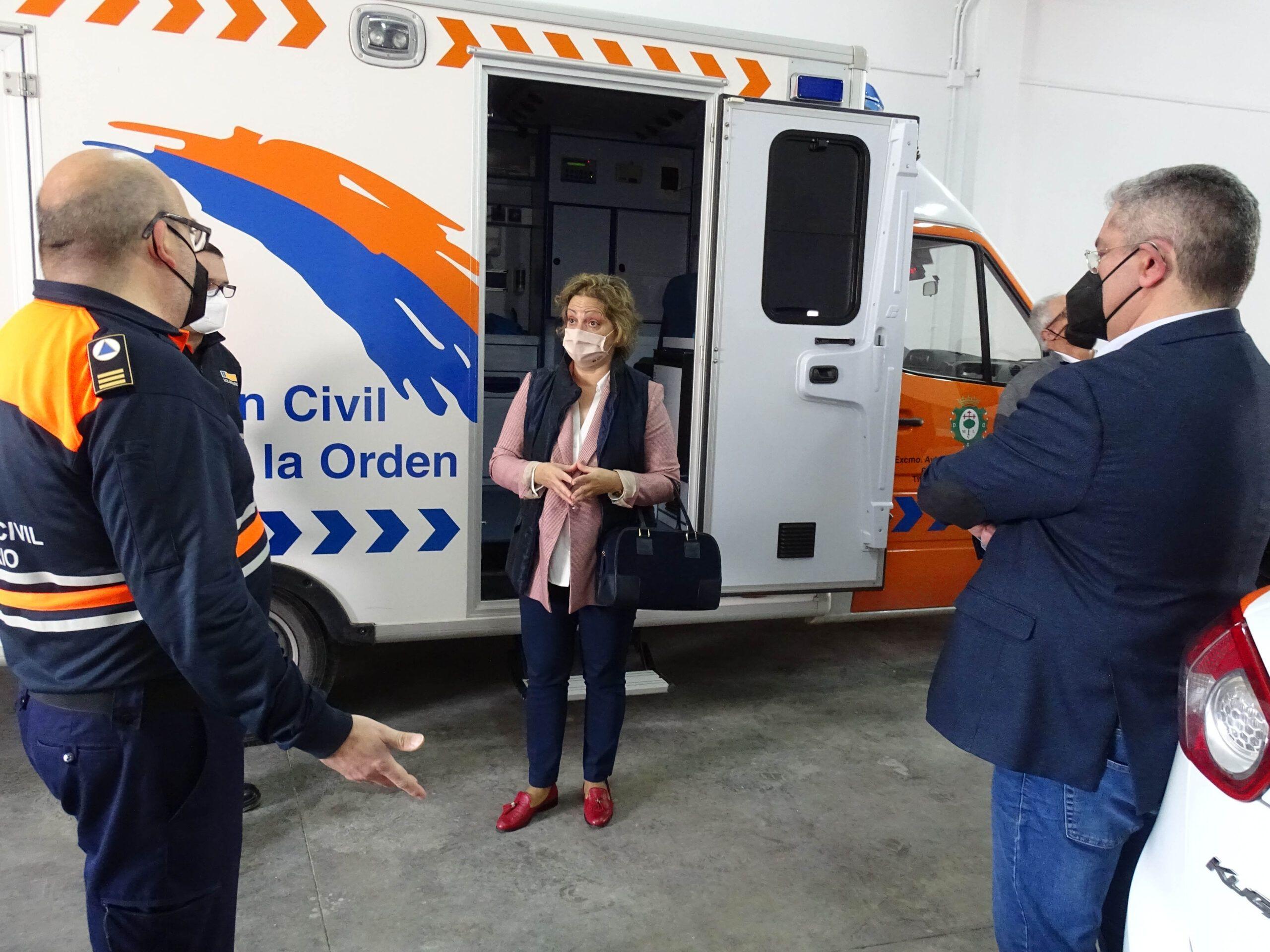 El Gobierno regional destaca la labor formativa en técnicas de RCP que realizan los voluntarios de Protección Civil de Quintanar de la Orden