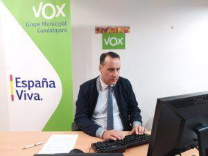 """El Grupo VOX califica de """"ineficaces y precarios"""" los planes de empleo en Guadalajara porque """"ni generan estabilidad ni inserción laboral"""""""