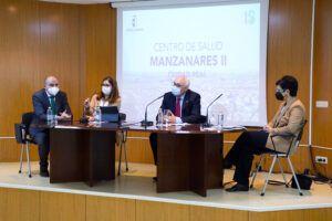 El Gobierno de Castilla-La Mancha retoma el proyecto y Manzanares contará con un nuevo Centro de Salud que sustituirá al Manzanares 2