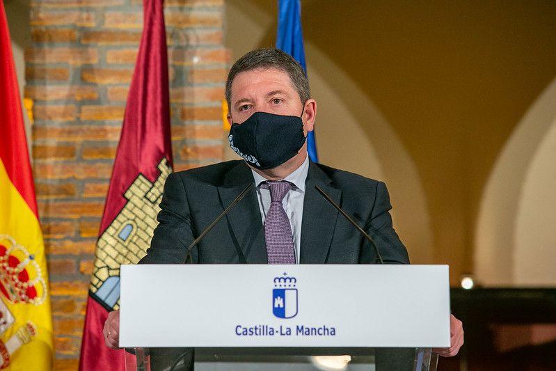 García-Page reconoce la dificultad de mantener el 'toque de queda', al que es proclive, tras el fin del estado de alarma