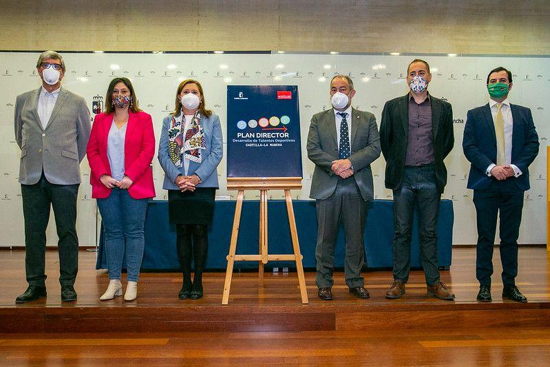 El Plan Director de desarrollo deportivo de talentos de Castilla-La Mancha sentará las bases de futuros programas en materia de tecnificación deportiva