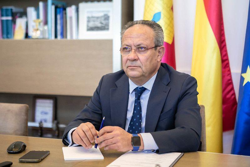 Castilla-La Mancha aboga por la colaboración con el Estado y el resto de autonomías en materia de seguridad nacional
