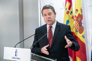 """García-Page, contrario al indulto de los presos independistas del 'procés', asegura que sería """"un grave error de la democracia"""" si se produjese"""