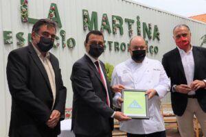 Castilla-La Mancha reconoce el esfuerzo de los restauradores que con su labor potencian los valores de la Dieta Mediterránea y el trabajo de agricultores y ganaderos
