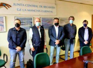 """Miranda: """"Desde el PSOE de Albacete trabajamos para que los Planes Hidrológicos contemplen los intereses de nuestra provincia y los compromisos adquiridos con este territorio"""""""