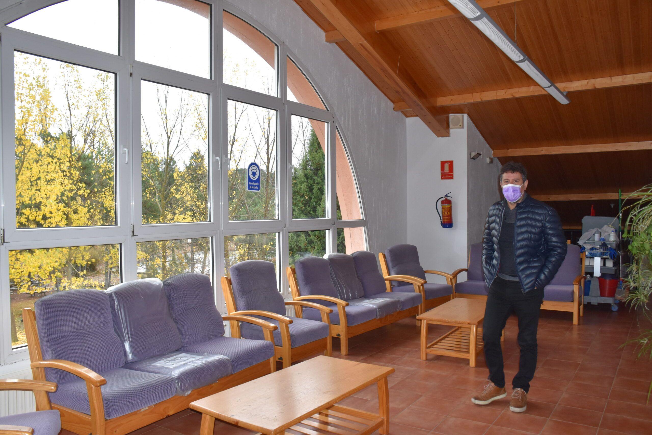 La Diputación de Cuenca abrirá a partir del próximo 24 de mayo el Albergue Provincial Fuente de las Tablas