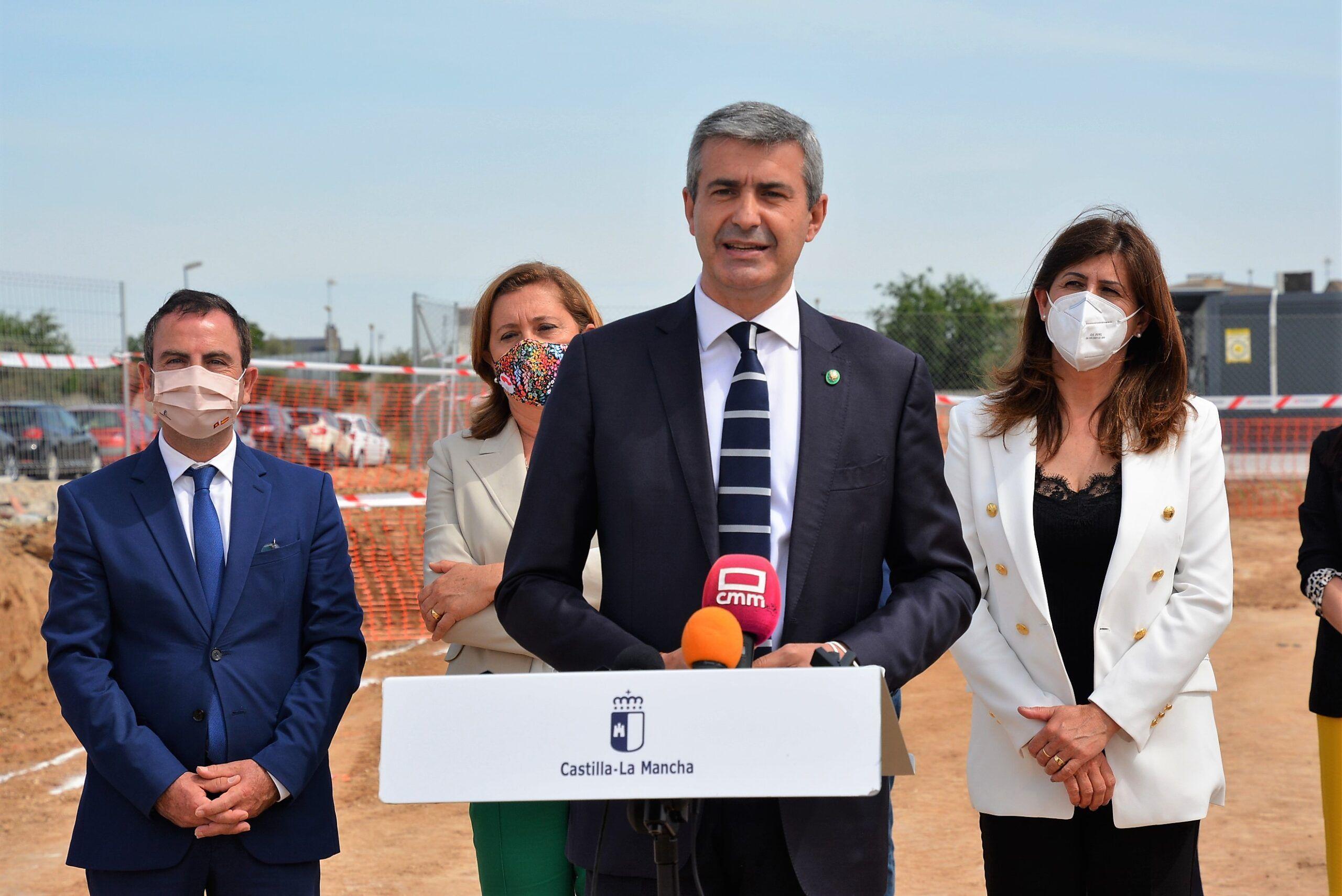 Álvaro Gutiérrez anuncia la recuperación del programa educativo Talleres Didácticos que se convocará para el curso 2021-2022