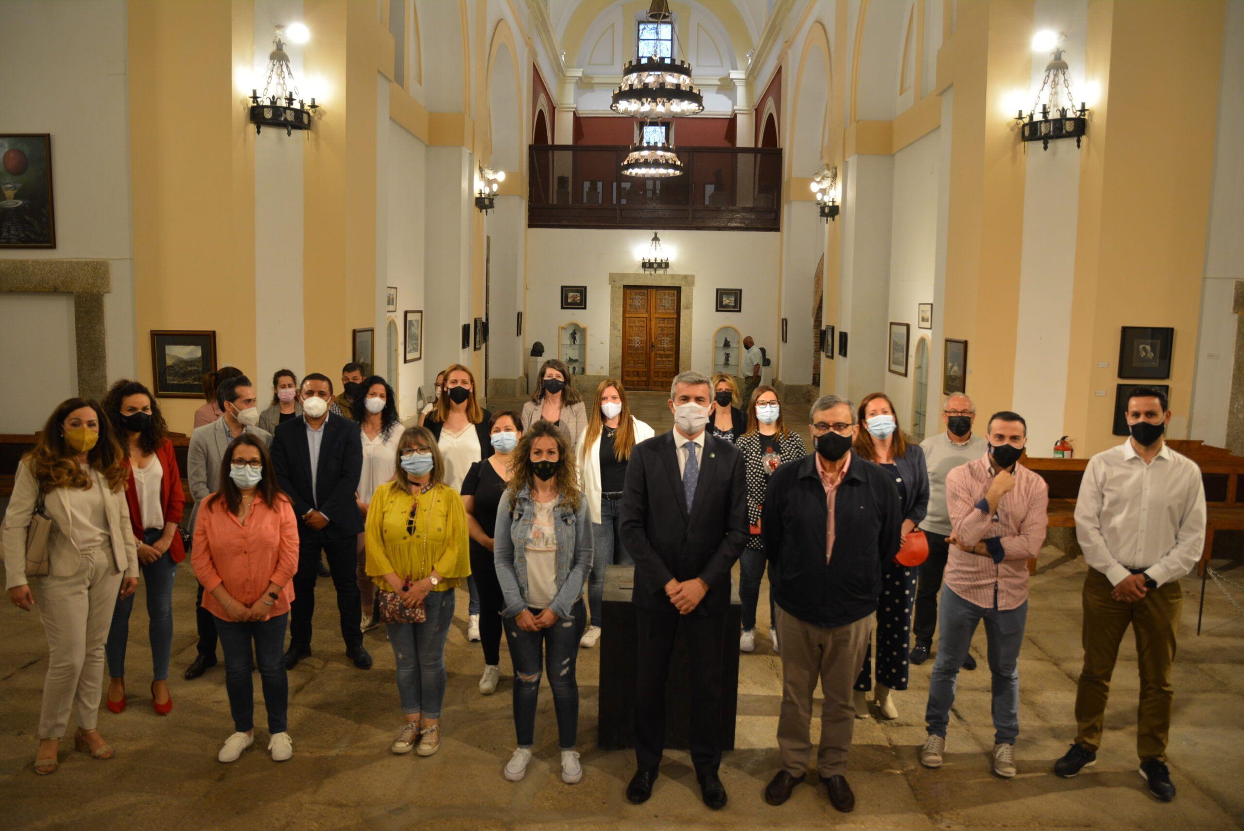 Álvaro Gutiérrez: la nueva iluminación del Convento de Velada muestra lo extraordinario de los programas RECUAL