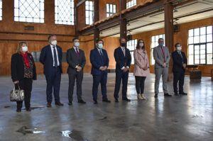 El Ayuntamiento de Guadalajara y la Junta de Castilla-La Mancha inician la construcción de una biblioteca y una sede para las escuelas municipales en el Fuerte de San Francisco