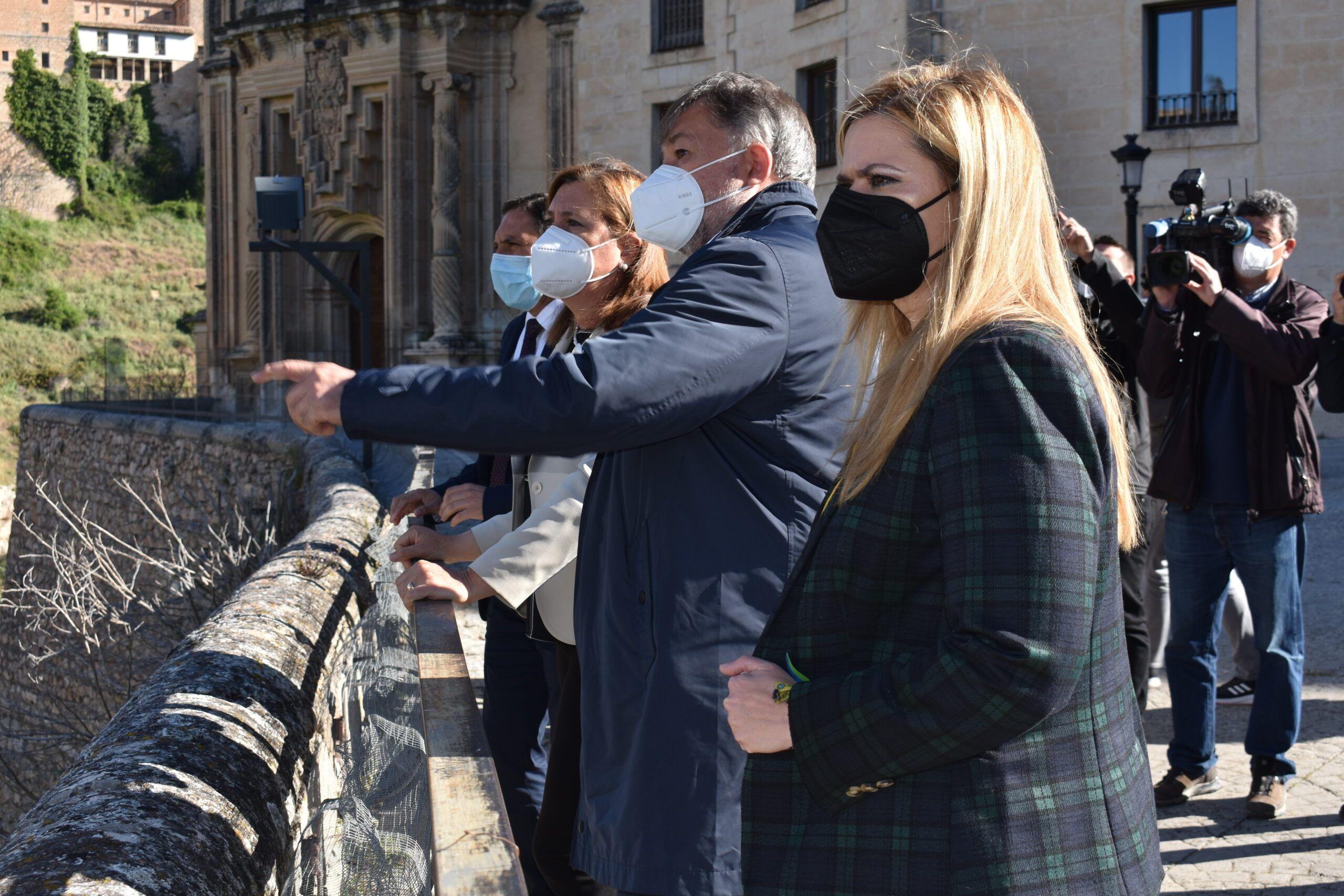 La Comisión Ejecutiva del Consorcio declara de emergencia las obras de saneamiento y estabilización de la calle Canónigos