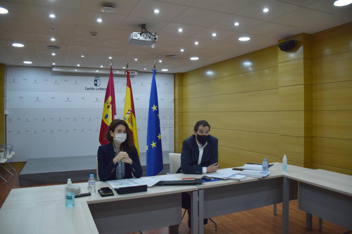 Castilla-La Mancha avanza en el diseño del Programa Operativo del Fondo Social Europeo 2021-2027 con un nuevo Pleno de la Asociación Multinivel