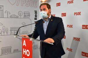 """Pablo Camacho: """"Populismo fiscal es lo que ejercen los dirigentes del PP, pregonando siempre lo contrario de lo que hicieron cuando gobernaron"""""""