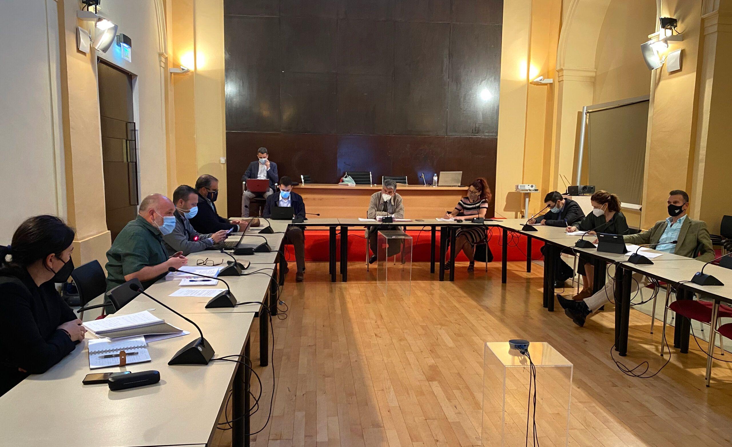 Sale a información pública la modificación puntual 30 que facilitará la autorización de suelo industrial en Toledo