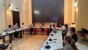 El Ayuntamiento comparte con el Consejo de Políticas de Discapacidad el proyecto del Plan de Movilidad Urbana Sostenible