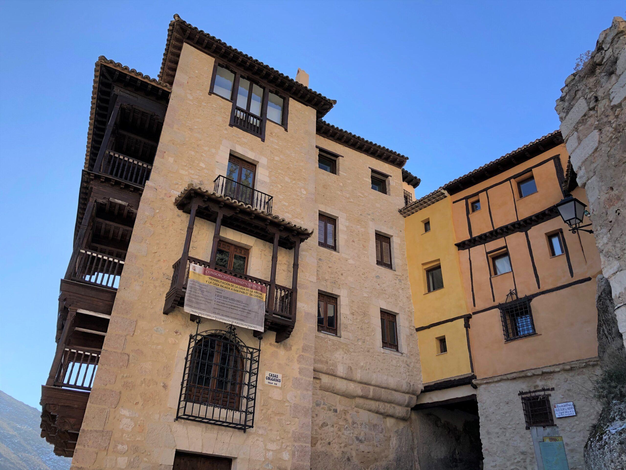 El Consorcio saca a licitación la obra de servicios urbanísticos a las Casas Colgadas