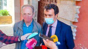 El Grupo Popular solicita que el concejal de Patrimonio, Miguel Ángel Valero, sea cesado de sus funciones