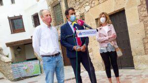 """El Grupo Popular acusa al Alcalde y concejal de Urbanismo de ignorar y ocultar un informe que alertaba del """"grave riesgo"""" de derrumbamiento de la calle Canónigos"""