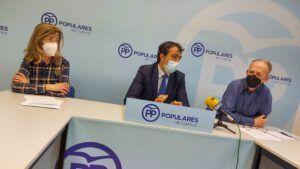 El Grupo Popular responde al Alcalde que su dimisión aportaría a la ciudadanía confianza en las instituciones