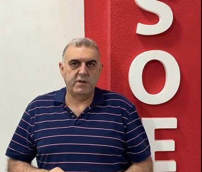 El PSOE de Talavera rechaza las propuestas del Gobierno de Murcia y sostiene la necesidad de acabar con el trasvase
