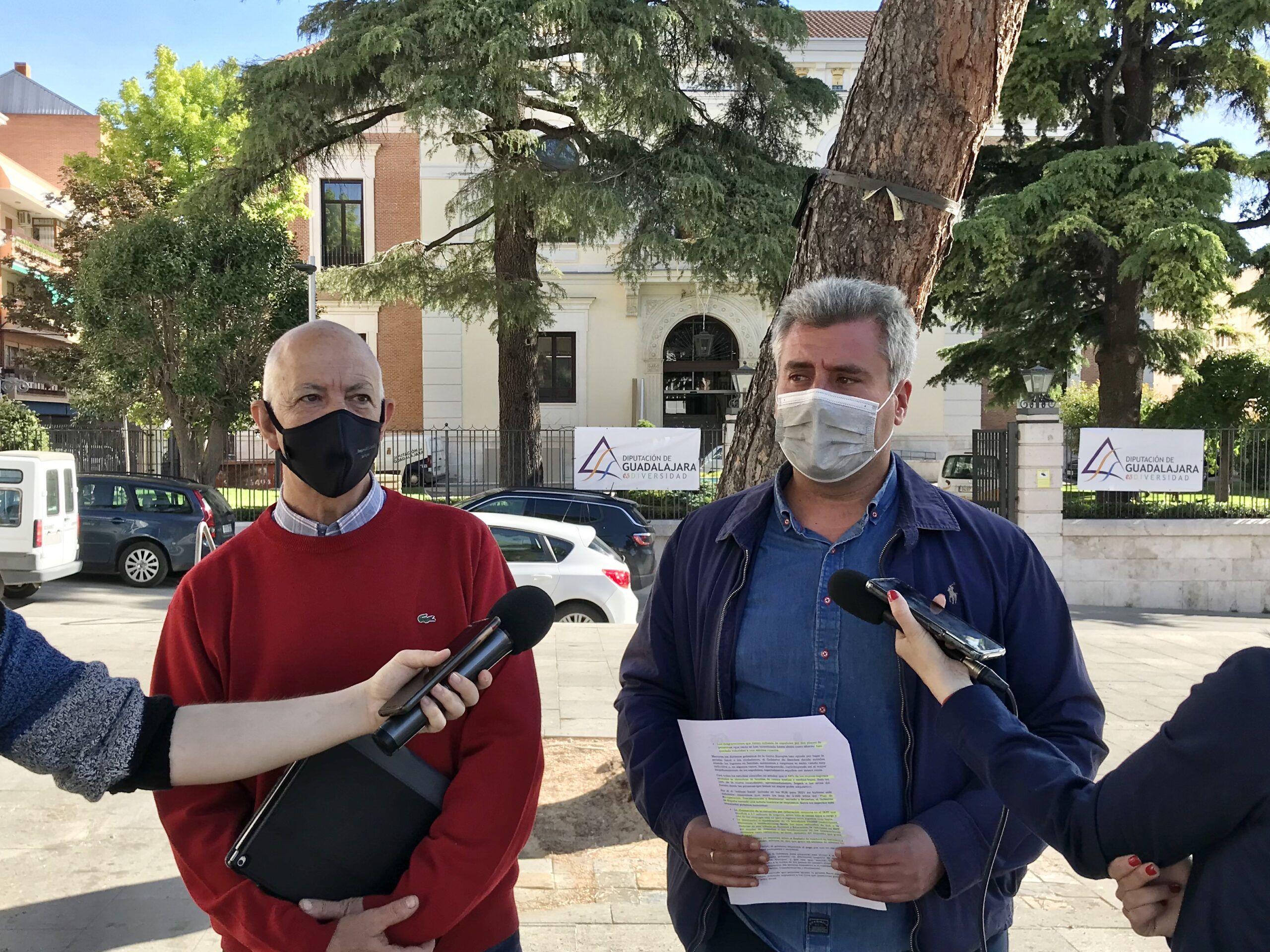 El Grupo Popular pedirá la defensa de los vecinos de la provincia exigiendo al Gobierno que anule las subidas de impuestos