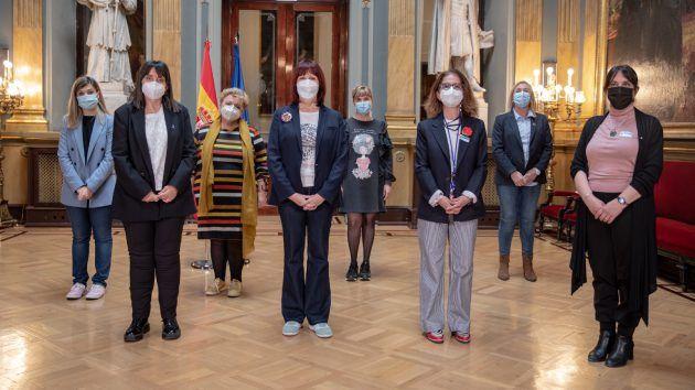 El PSOE pide que se garantice la seguridad e intimidad de las mujeres ante el