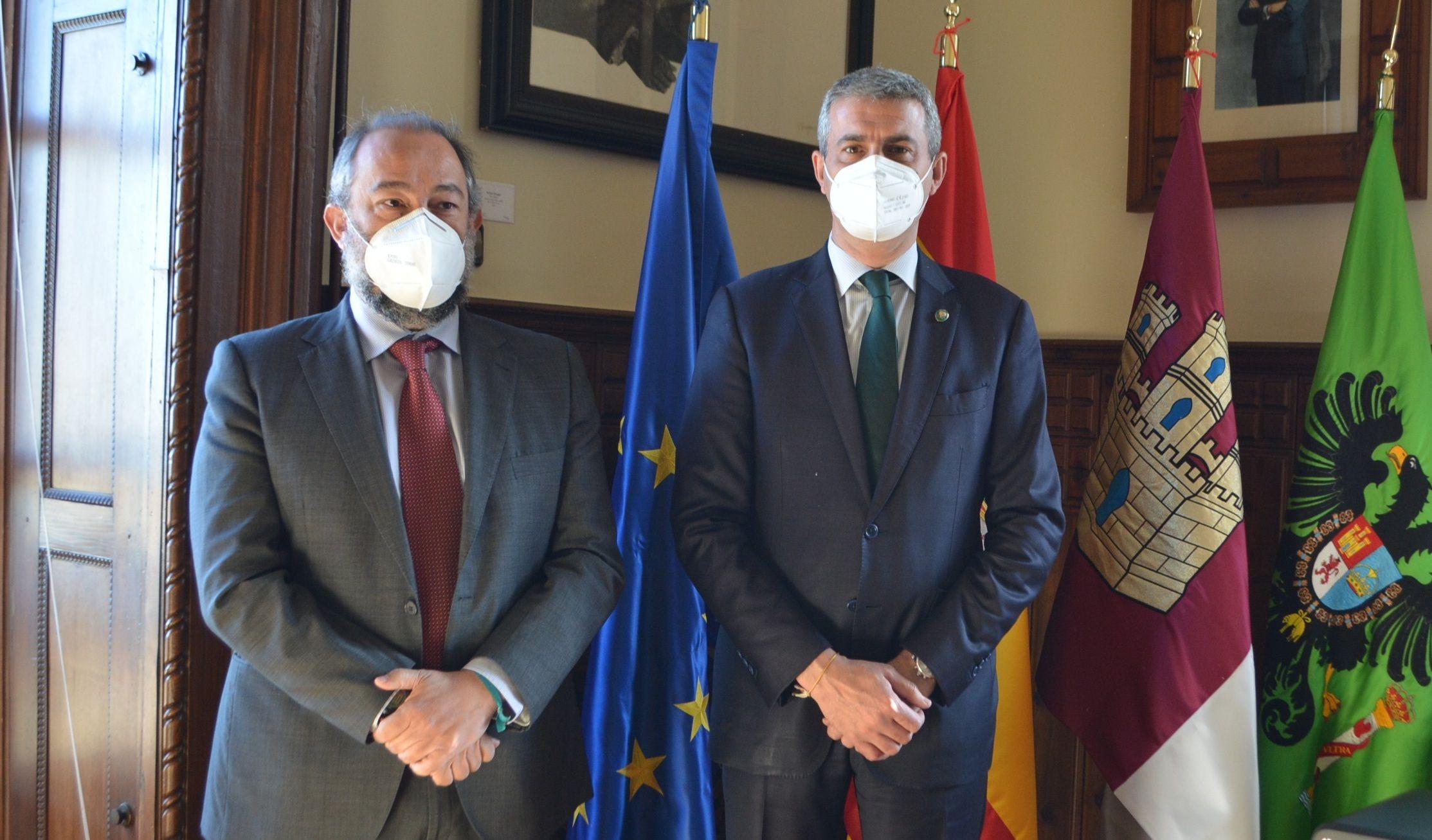 La Diputación de Toledo se adhiere al proyecto 'Erasmus rural' de la Universidad de Castilla-La Mancha