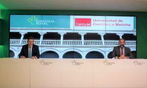 Fundación Eurocaja Rural y UCLM refuerzan su alianza con la firma de un nuevo convenio de la 'Cátedra Fundación Eurocaja Rural-UCLM'