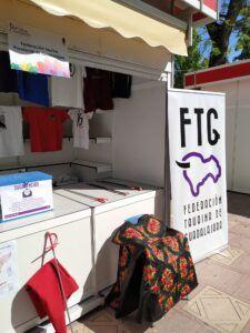 La Federación Taurina de Guadalajara, se presenta en sociedad en la V Feria de Asociaciones de Guadalajara