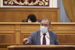 """Mora a Núñez: """"Usted solicitó 5 millones de euros para los autónomos al inicio de la pandemia, Page lo ha multiplicado por 100"""""""