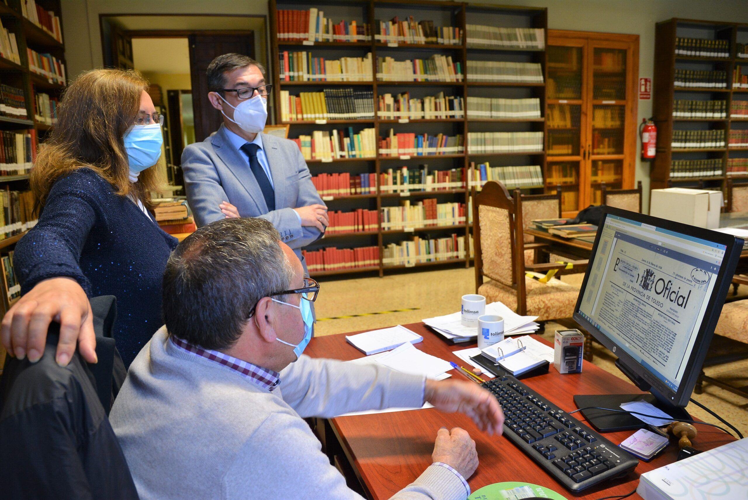 La Diputación incorpora a su web 111 Boletines Oficiales de la Provincia editados en zona republicana de 1937 a 1939