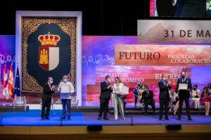 García Élez agradece, en nombre de la ciudadanía, el reconocimiento regional a Tierras de Cerámica por la protección de la artesanía y la difusión de la cultura de Patrimonio de la Humanidad