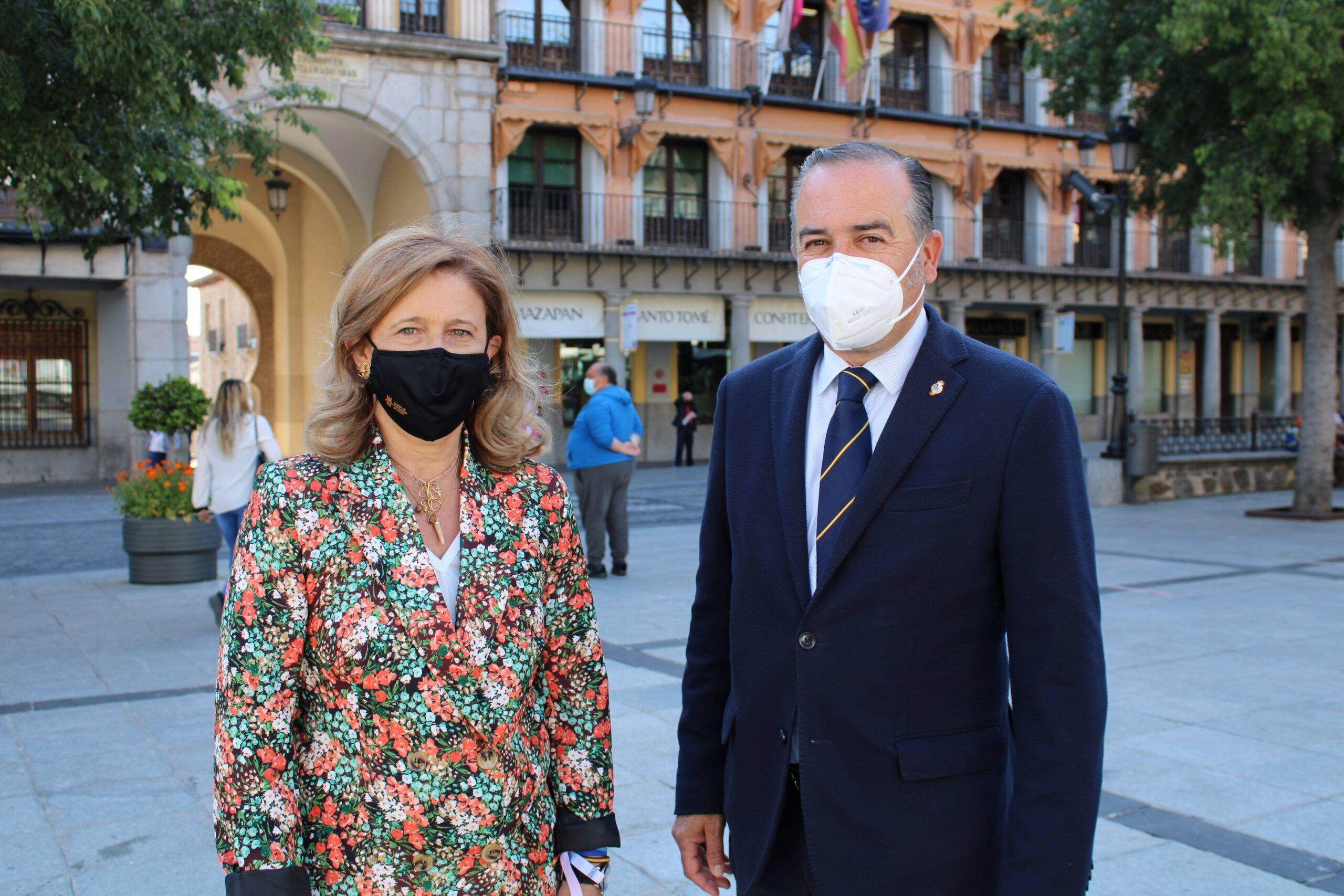 Gregorio asegura que en Madrid ha ganado la libertad, como sucederá en España y en Castilla-La Mancha con Pablo Casado y Paco Núñez