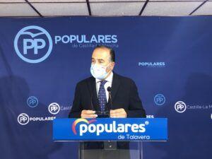 """Gregorio asegura que el cambio de tendencia del electorado """"es un rechazo"""" a las políticas de Sánchez y de Podemos"""