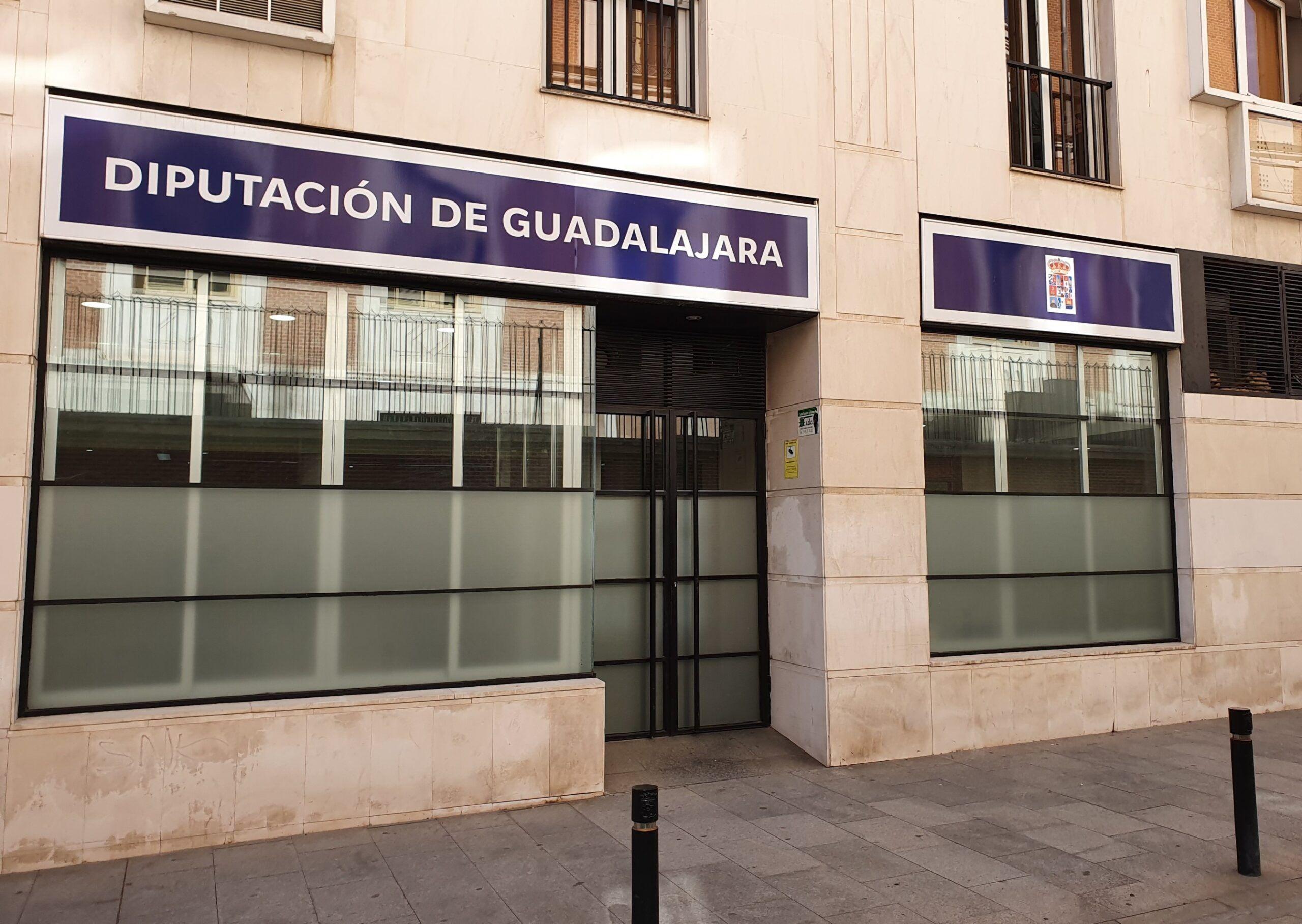 La Diputación de Guadalajara, finalista del premio Aslan por su sistema de seguridad informática para los ayuntamientos de la provincia