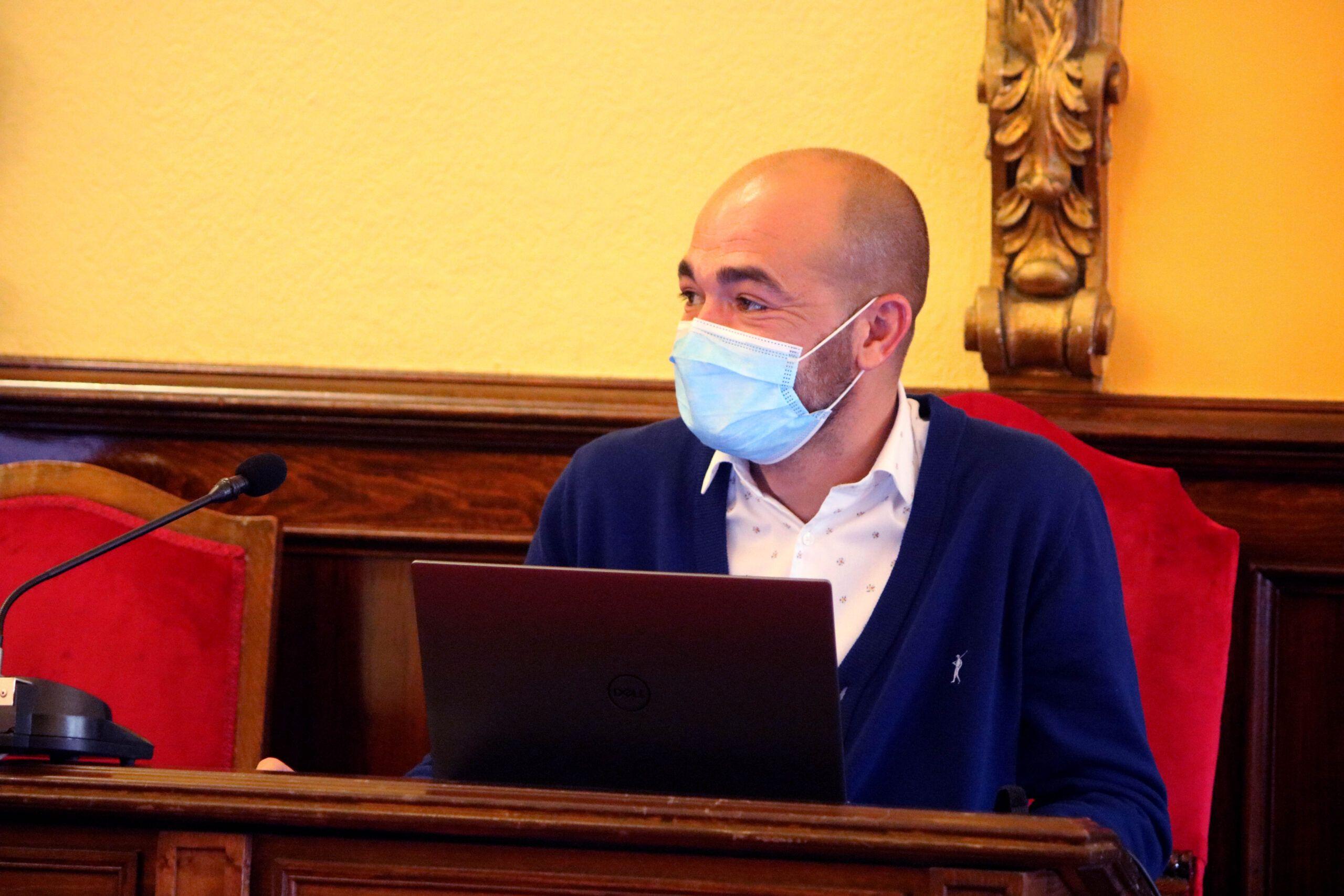 Cs Guadalajara celebra que en el ayuntamiento la gestión de los fondos europeos siga