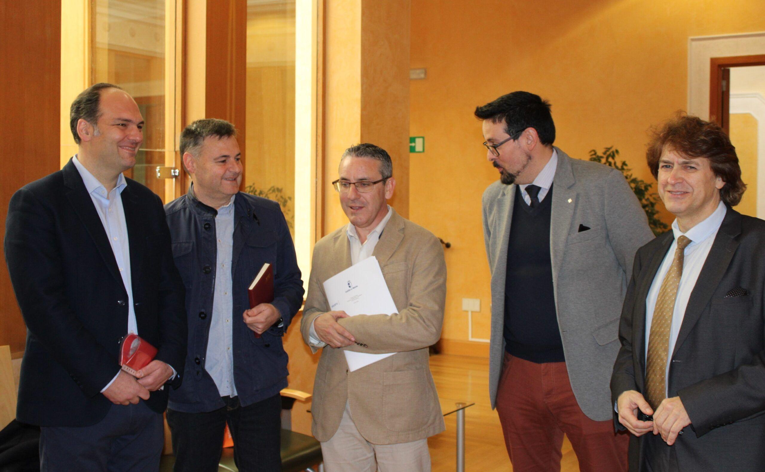 El Jurado Arbitral Laboral realizó 33 mediacionesen 2020 en Ciudad Real, entre ellas la del convenio de comercio, bloqueado más de dos años