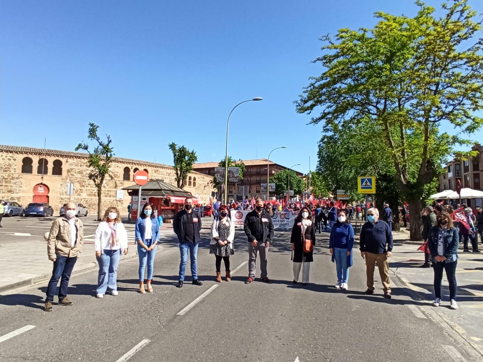 El equipo de Gobierno destaca este 1º de mayo la labor de los trabajadores en pandemia como motor económico del país