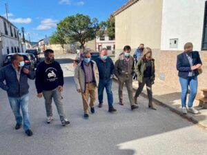 Merino pregunta dónde están las ayudas de Zona Catastrófica prometidas a los agricultores afectados por la borrasca Filomena