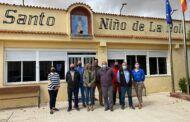 """Merino: """"El PP de Paco Núñez quiere un sector agrario con presupuesto y con medidas que solucionen los problemas frente al acoso al que están sometiendo a los agricultores"""""""
