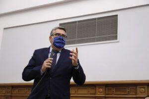 Rodríguez pide a Page que no sea cómplice de Sánchez callando y otorgando con el pago de peaje en las autovías de Castilla-La Mancha